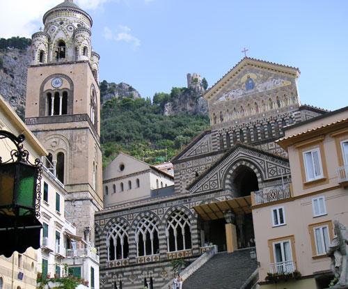 basilica amalfi