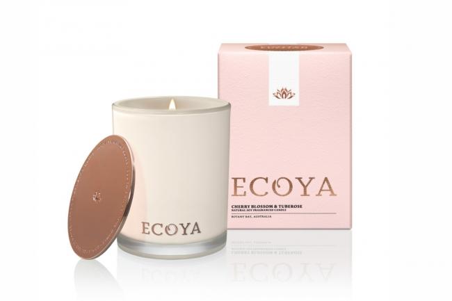 Ecoya 'Madison- Cherry Blossom & Tuberose'