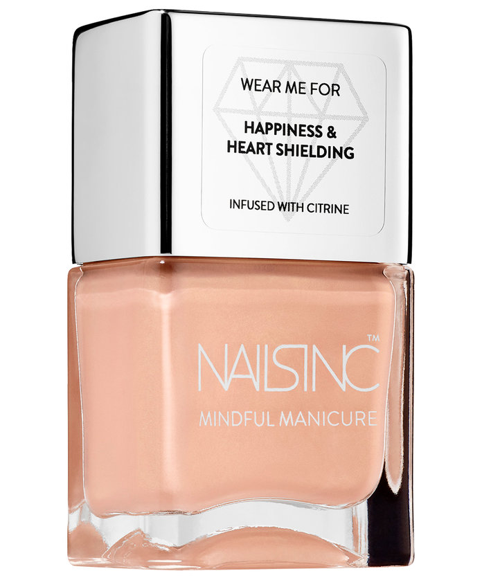 Nails Inc. The Mindful Manicure Nail Polish In Future's Bright