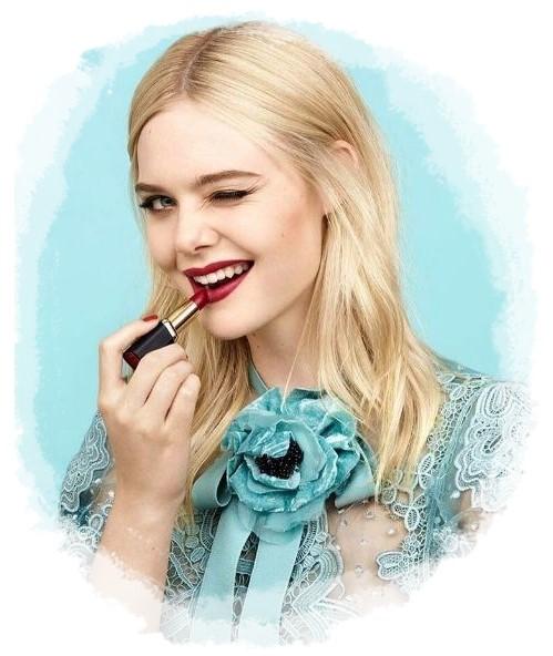 Elle Fanning je novo lice L'Oréala Paris