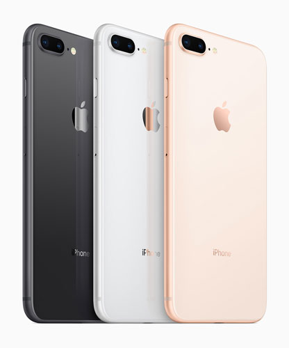 iPhone 8 boje srebrna, tamno siva i zlatna