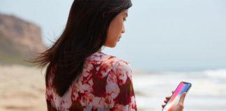 iPhone X prepoznavanje lica