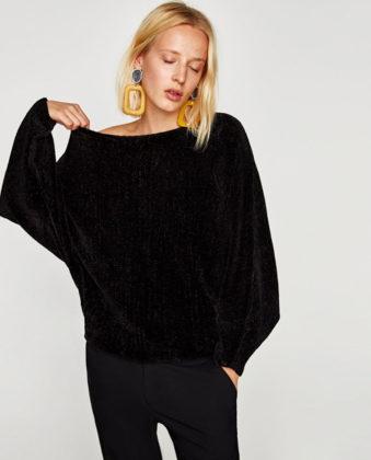 zara puloveri jesen zima 2018