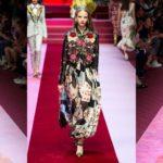 Milan fashion Week Dolce & Gabbana proljece ljeto 2018