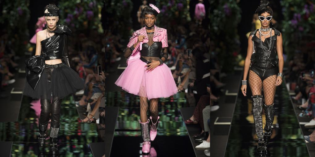 moschino milan fashion week proljece ljeto 2018