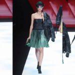 giorgio armani milan fashion week proljece ljeto 2018
