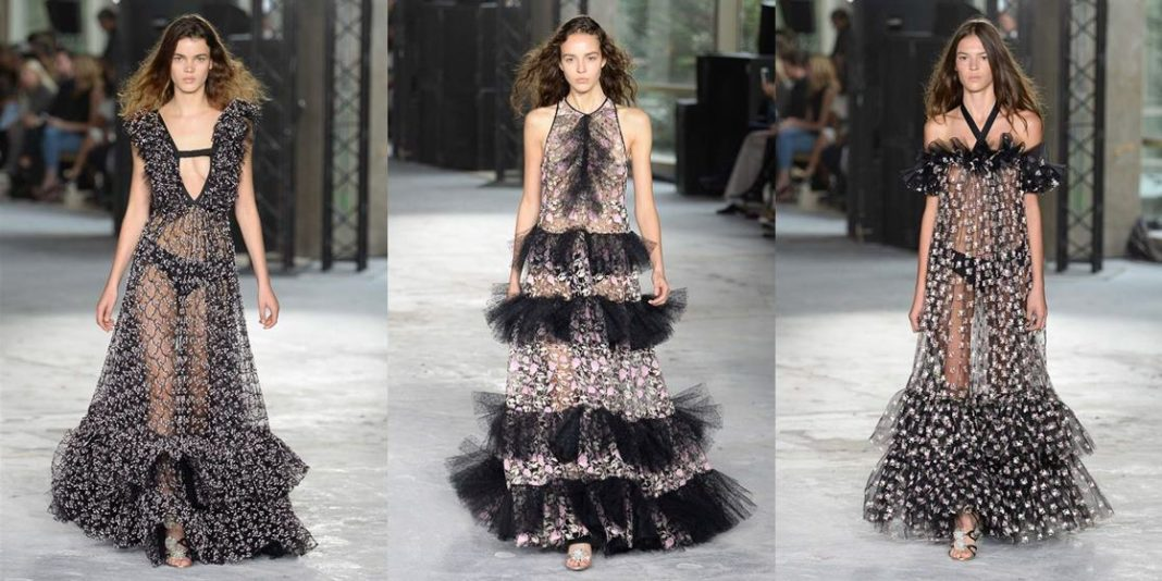 Giambattista Valli proljece ljeto 2018 pariz fashion week