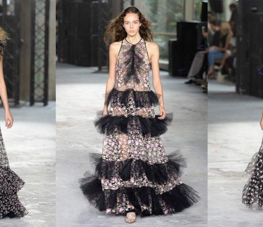 Giambattista Valli proljece ljeto 2018 pariz fashion week