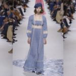 Christian Dior proljece ljeto 2018 paris fashion week