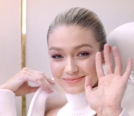 Gigi hadid X Maybelline